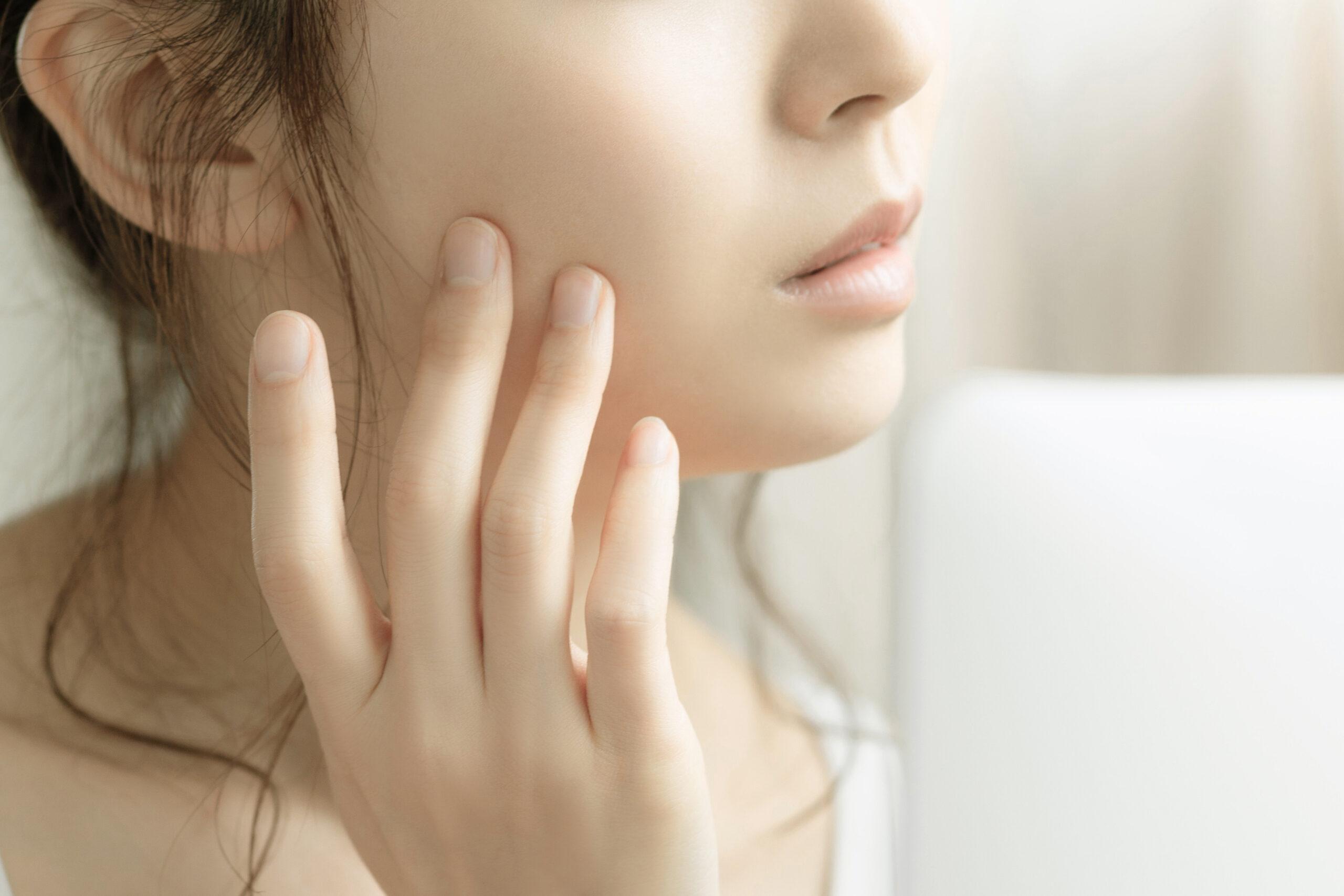 乾燥肌改善に役立つ5つの心がけ